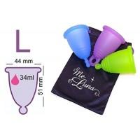 Менструална чашка Me Luna размер L