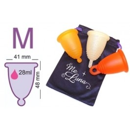 Менструална чашка Me Luna размер М