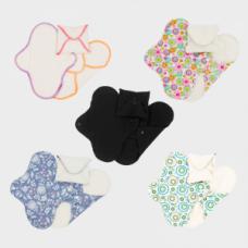 Дневни органични дамски превръзки Imse Vimse от био памук