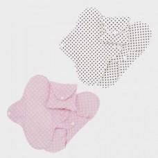 Органични тънки дневни дамски превръзки ImseVimse от био памук