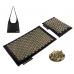 Ленена акупресурна постелка с възглавница, чанта за съхранение и безплатна доставка