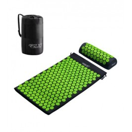 Комплект от килимче и възглавничка за масаж и акупресура с включена безплатна доставка
