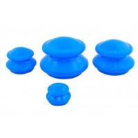 Гумени вендузи за масаж - 4 броя