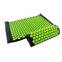 Комплект от килимче и възглавничка за масаж и акупресура