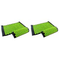 2 комплекта килимчета и възглавници за масаж с отстъпка и безплатна доставка