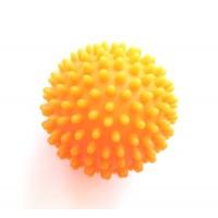 Масажна топка за акупресурен масаж - оранжева