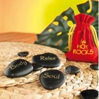 Горещи камъни за масаж