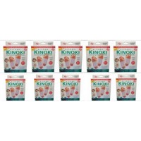 10 опаковки Kinoki с допълнителна отстъпка