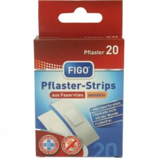 Антиалергични пластири за рани FIGO сензитив - 20 броя