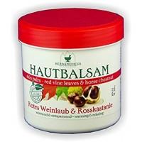 Балсам с лозови листа и конски кестен Herbamedicus 250 мл.