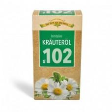 Билково масло Krauterol с 102 билки