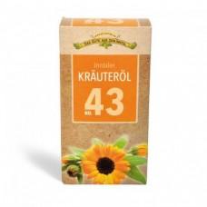 2 Опаковки Билково масло Krauterol с 43 билки