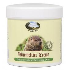 Крем от мармот и ценни етерични масла 250 мл.