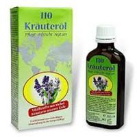 Билково масло Krauterol с 110 билки