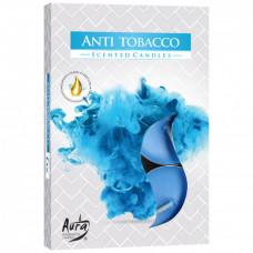 Ароматни чаени свещи антитабак - 6 броя