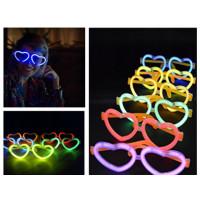 Светещи неонови парти очила