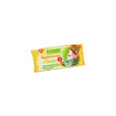 Бебешки мокри кърпички SENSITIVE с екстракт от лайка, 72 бр.