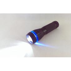 Фенерче LED с лупа