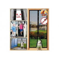 Магнитна мрежа за врата против насекоми