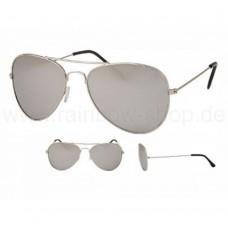 Огледални пилотски слънчеви очила