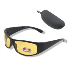 Слънчеви поляризирани очила с твърд калъф